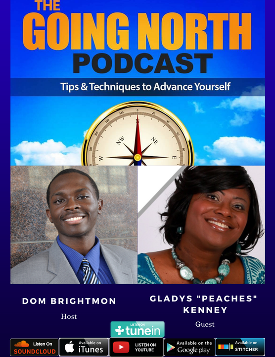 "5 - ""Dare to Dream"" with Gladys ""Peaches"" Kenney (@FaithSteps8)"