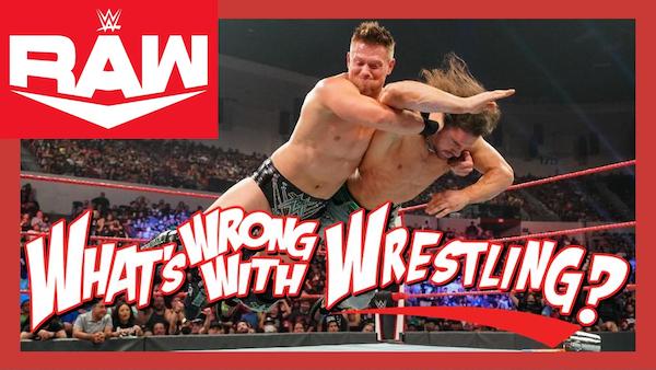 A BIG MIZTAKE - WWE Raw 8/23/21 Recap