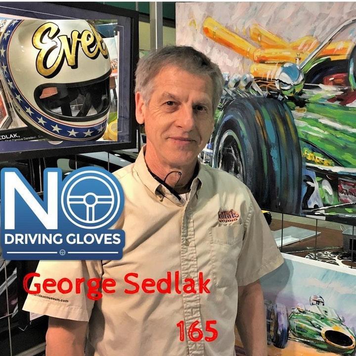 George Sedlak is more than Evel 165