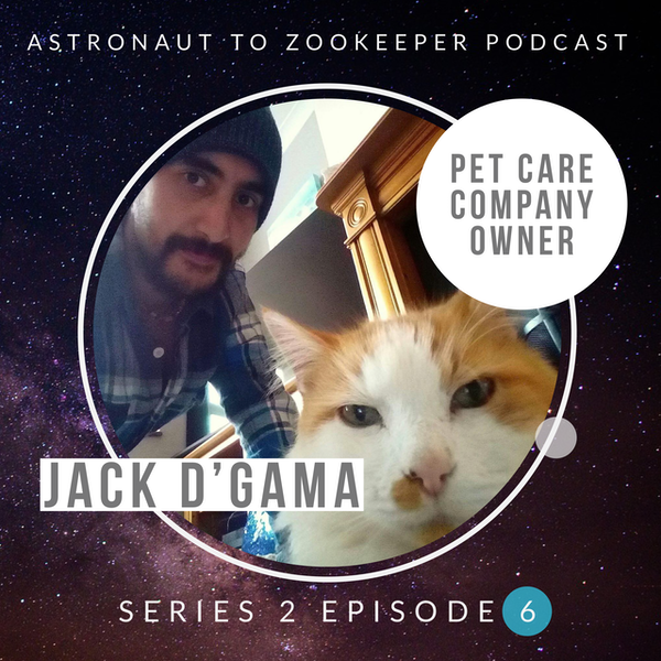 Pet Care Company Owner - Jack D'Gama Image