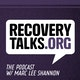 Recovery Talks: The Podcast Album Art
