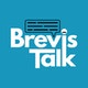 Brevis Talk Podcast Album Art