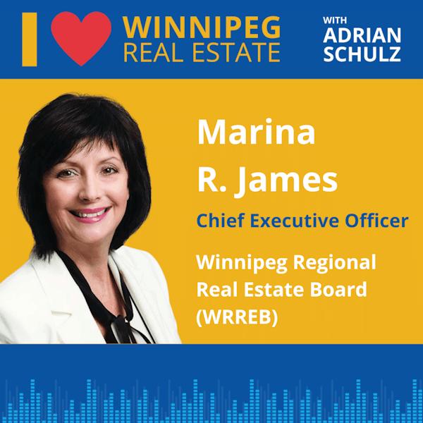 Marina James on the Winnipeg Regional Real Estate Board and 2021 market outlook Image