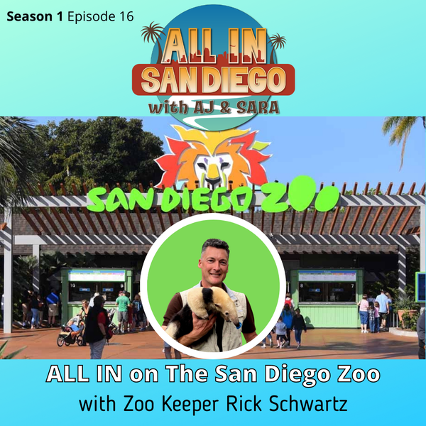 ALL IN on the San Diego Zoo