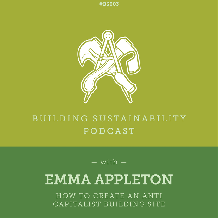 How to create an anti capitalist building site - Emma Appleton