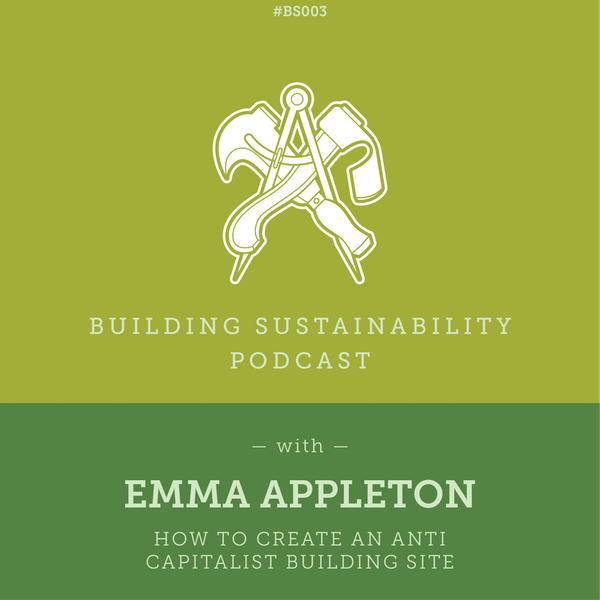 How to create an anti capitalist building site - Emma Appleton Image