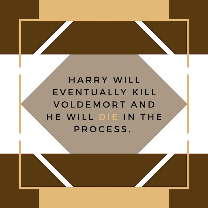 "Prophecy from ""Deborah Gryffindor"""