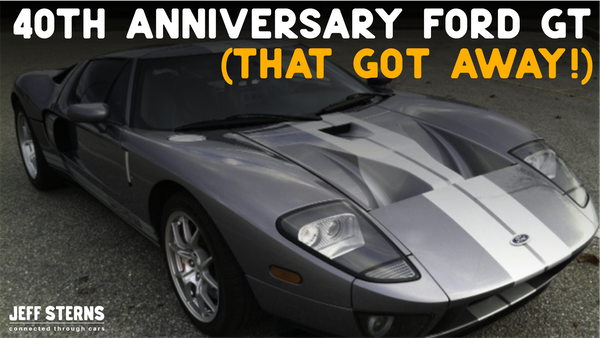 IZZY REICH | BONUS CLIP | FORD GT 40th ANNIVERSARY STORY Image
