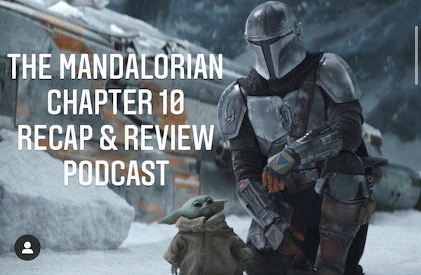 E59 The Mandalorian Chapter 10: The Passenger Recap & Review Image
