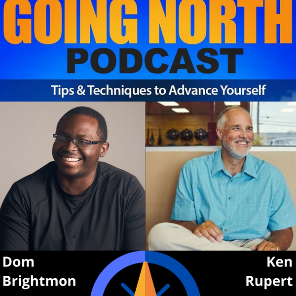"Ep. 327.5 (Charm City Bonus) – ""5 Wisdom Nuggets from Facing Adversity"" with Ken Rupert Image"