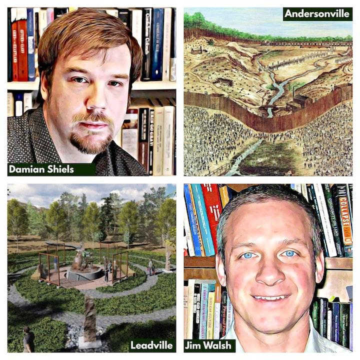 S3E3: Jim Walsh & Damian Shiels - Unearthing Diaspora History