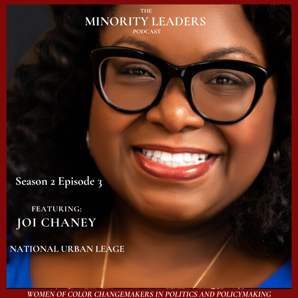 A Conversation with Joi Chaney, National Urban League