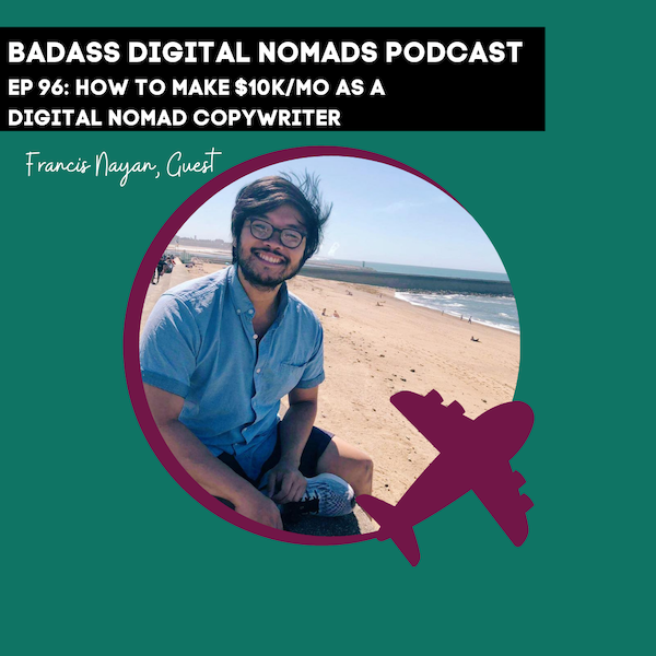 How To Make $10K/Mo as a Digital Nomad Copywriter in Budapest