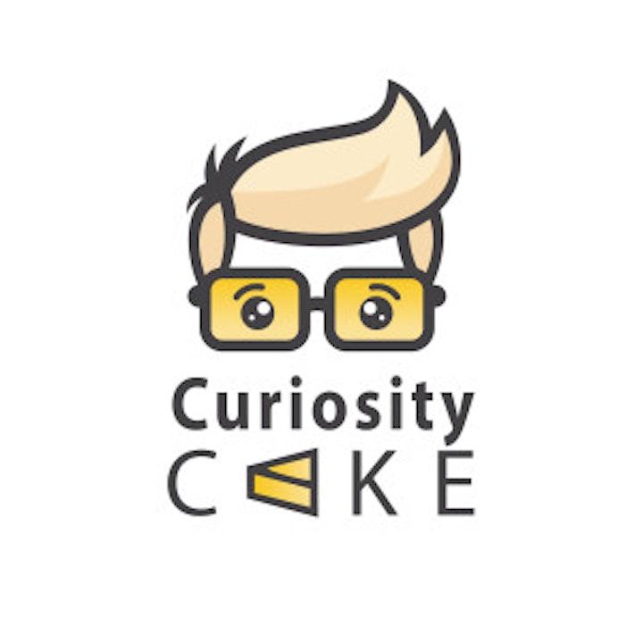 Podcast Promo: Curiosity Cake Podcast