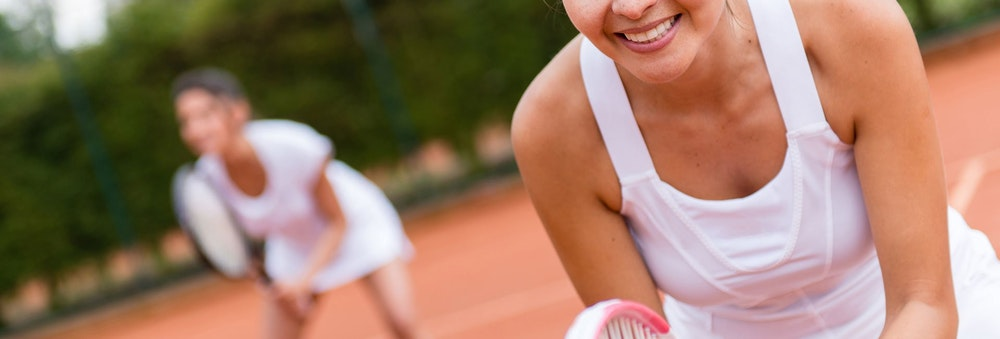 Improving doubles communication in tennis