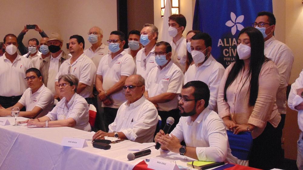 Alianza Ciudadana sin postura oficial sobre Comisión de Buena Voluntad