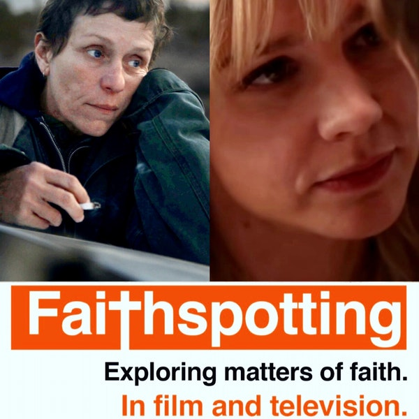 """Faithspotting """"Promising Young Woman"""" and """"Nomadland"""" Image"""