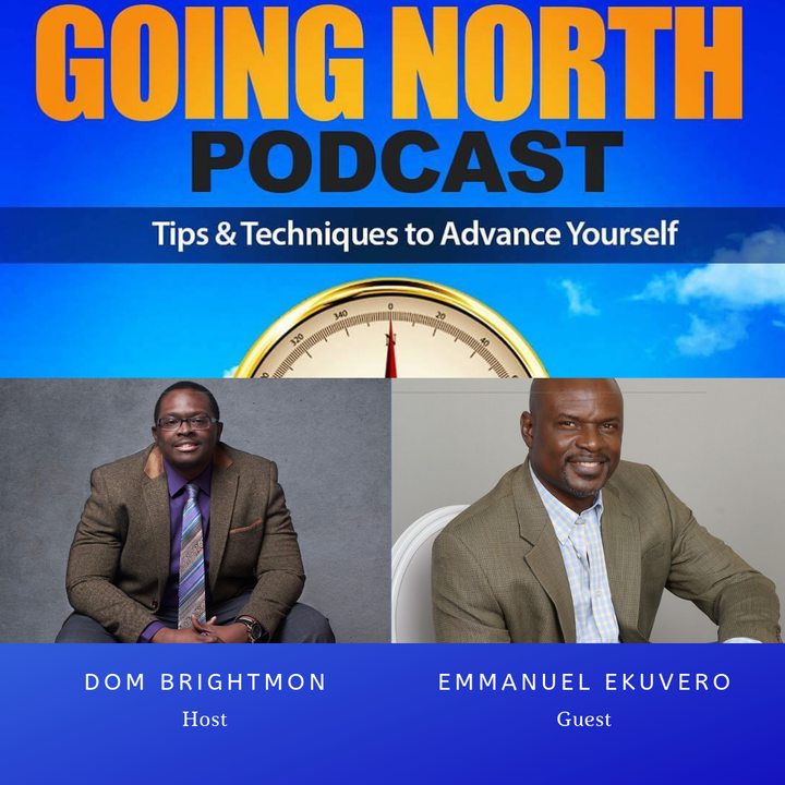 """177 - """"Overcoming Anxiety & Living a Life of Vitality"""" with Emmanuel Ekuvero"""