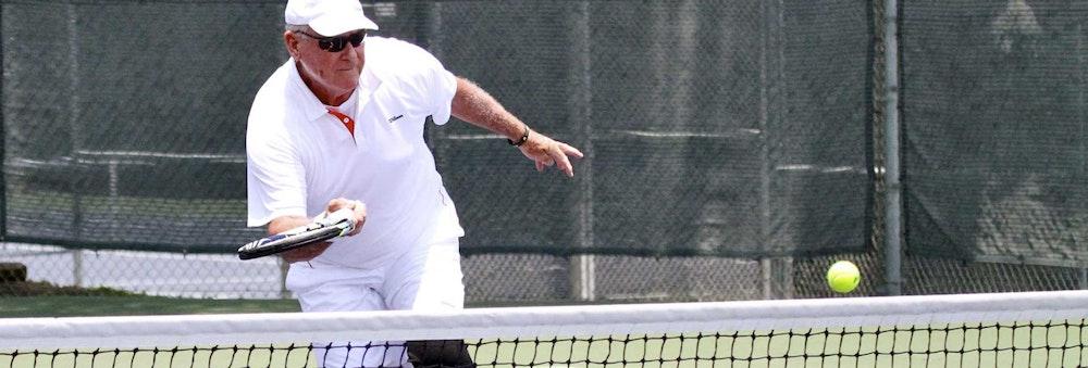 Dennis Ralston, American Tennis Legend