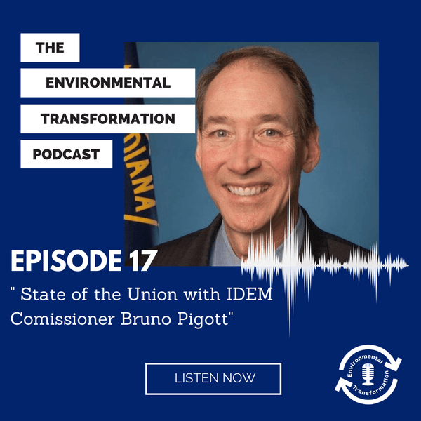 The State of the Union with the IDEM's Commissioner Bruno Pigott, Episode 2 Image