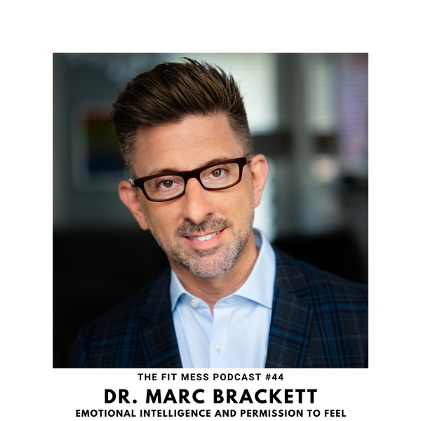 Dr. Marc Brackett on Emotional Intelligence and Permission to Feel Image