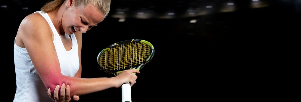 Exercises for preventing tennis elbow