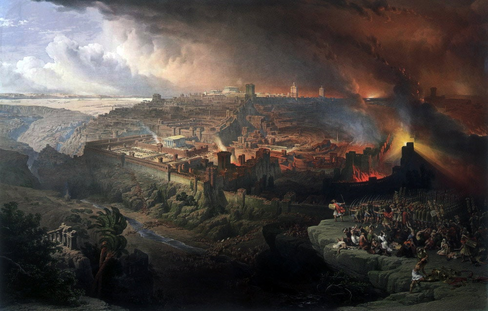 Was the New Testament Completed Before 70 A.D.? What is a Preterist?