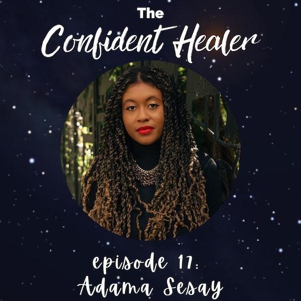 Adama Sesay Astrologer and Intuitive Alchemist Coach Image