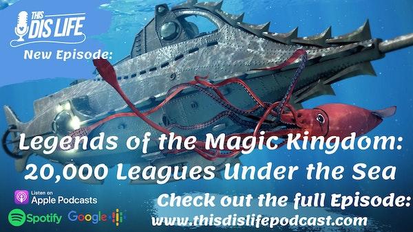 Legends of the Magic Kingdom: 20,000 Leagues Under the Sea Image