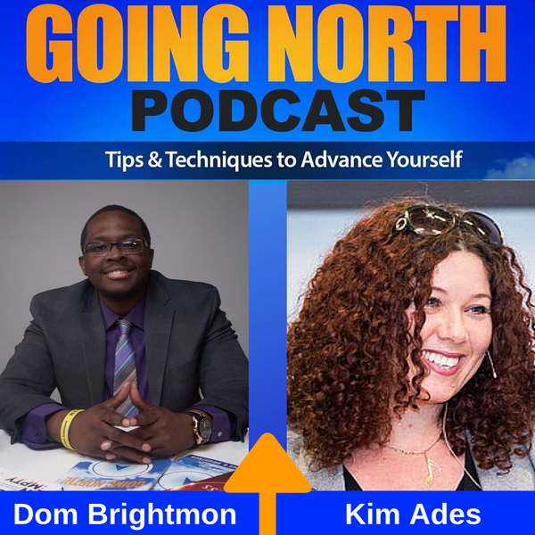 """181 - """"What You Focus On Grows"""" with Kim Ades (@kimades)"""