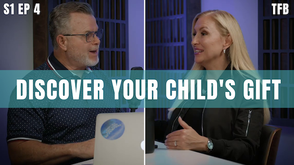 How to Identify Your Child's Gifts and Talents   S1 EP4 Image