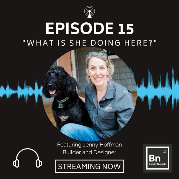 EP 15: What Is She Doing Here? with Jenny Hoffman