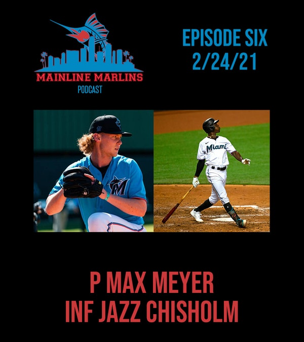 Episode 6 of the Mainline Marlins Podcast with Tommy Stitt Image