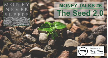 068: Money Talks #6   The Seed 2.0   Pete Townsend on Seed Investing Image