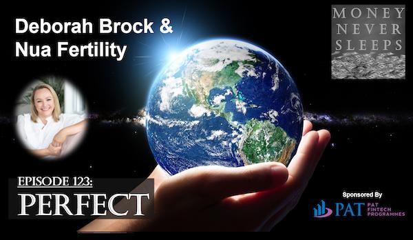 123: Perfect   Deborah Brock and Nua Fertility Image
