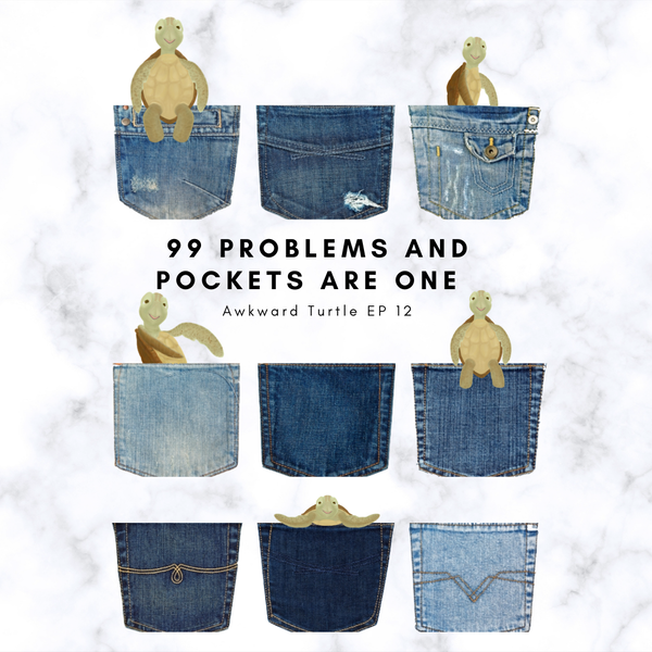 12 - 99 problems and pockets are one