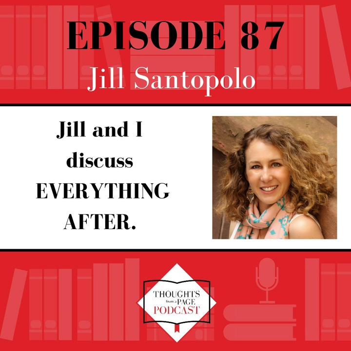Jill Santopolo - EVERYTHING AFTER
