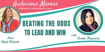 Beating the Odds to Lead and Win Image