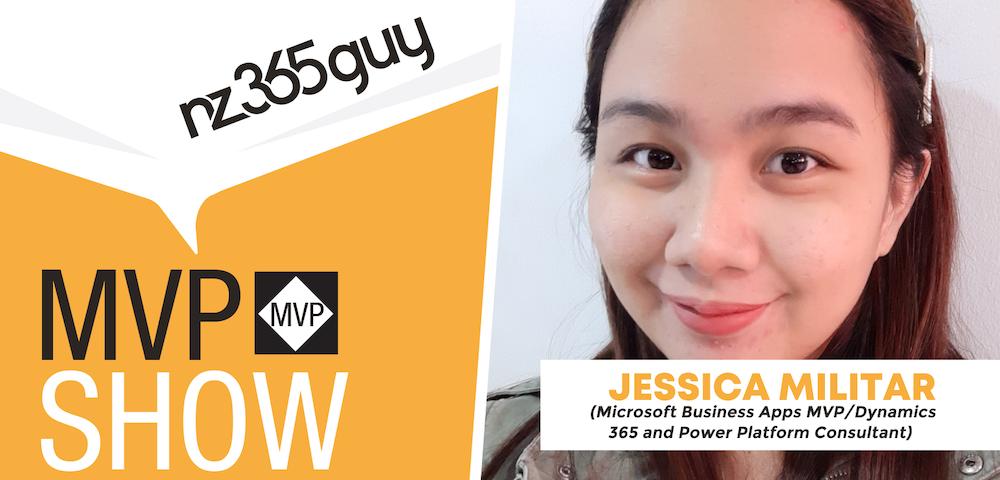 Jessica Militar on The MVP Show