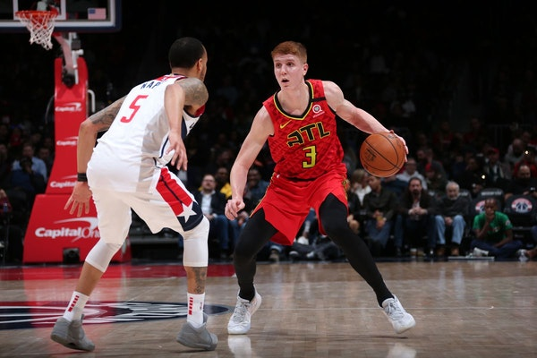 a mystery guest + Mike Miner on playing w/ Kevin Huerter, polite persistence & wacky business ideas.
