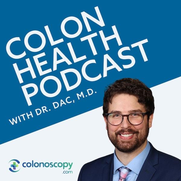 The Colon Health Podcast Image