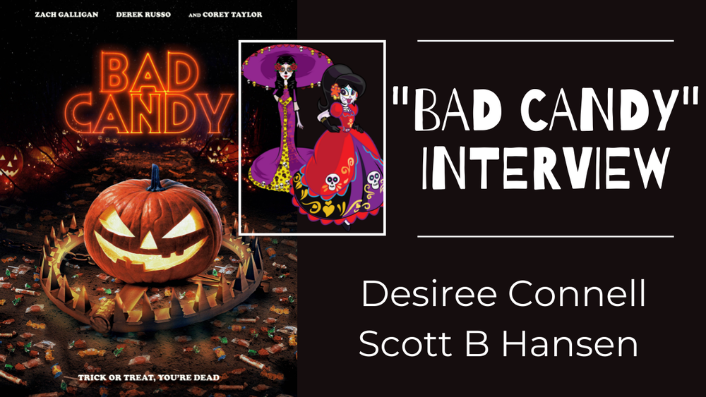 Interview with BAD CANDY writers