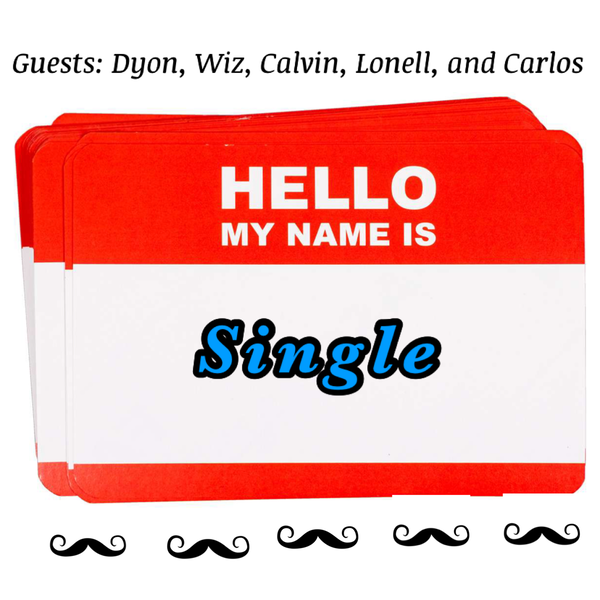 To be...or not to be...SINGLE (MEN Edition) Image