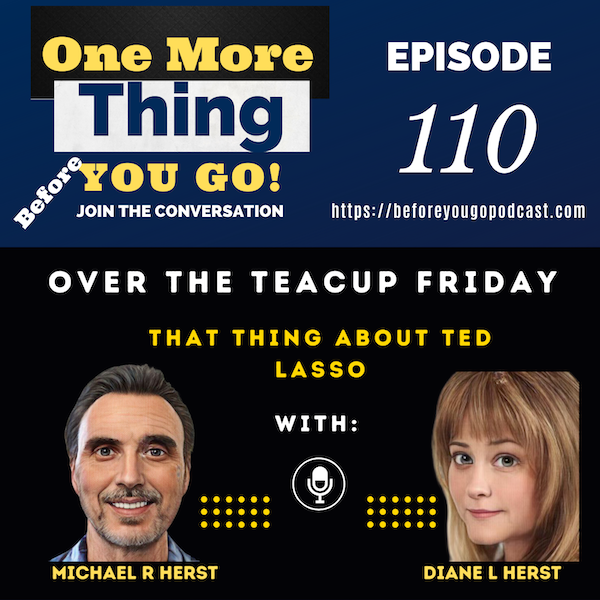That Thing About Ted Lasso