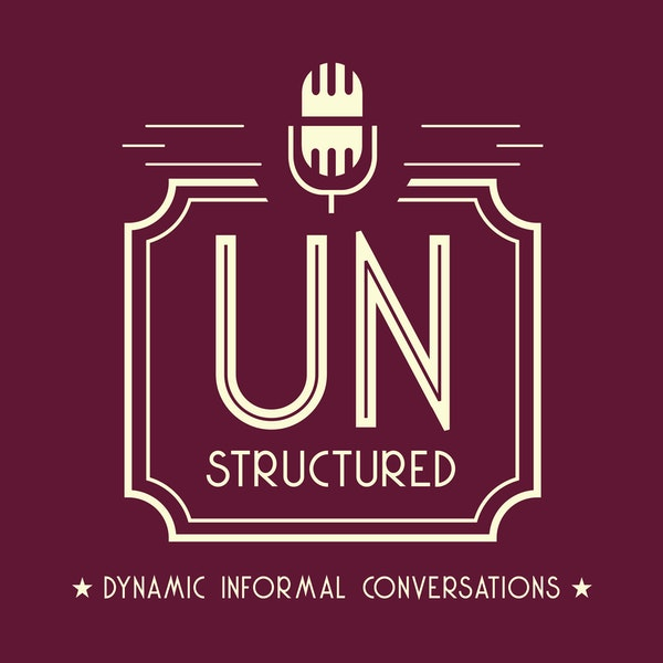 Unstructured Podcast Image