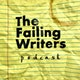 The Failing Writers Podcast Album Art