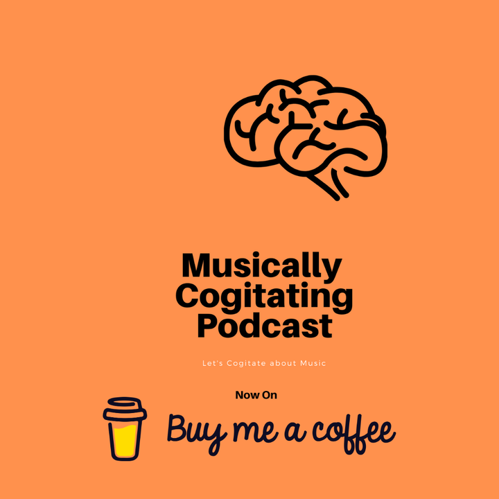 Musically Cogitating is now on Buy me a Coffee