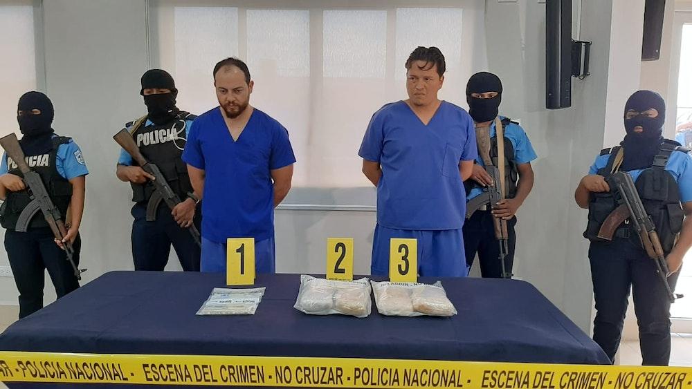 Policía Nacional captura al exreo político Gerald Lovo Cuadra