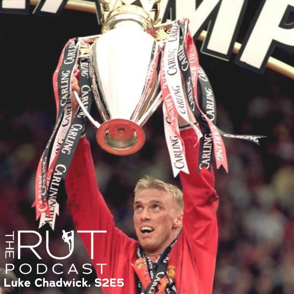 Luke Chadwick, Manchester United and West Ham Winger: United, Mental Health, and Finding the Meaning of Happiness Image
