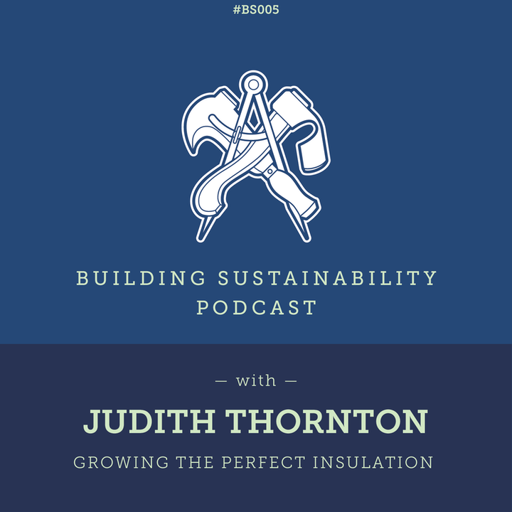 Growing the perfect insulation - Judith Thornton